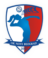 Odbojkaski klub Novi Beograd logo